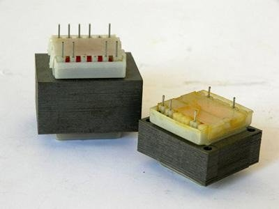 Transformers for printed circuits